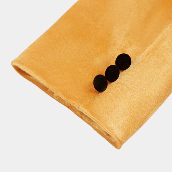 Prom-Yellow-Golden-Velvet-Tuxedo-Jacket-from-Gentlemansguru.com