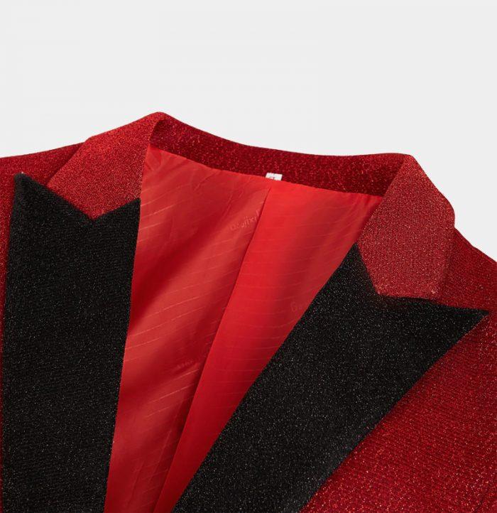 Red-Glitter-Tuxedo-Jacket-Black-Lapel-from-Gentlemansguru.com