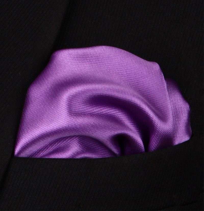 Violet-Purple-Silk-Pocket-Square-Hankerchief-from-Gentlemansguru.com