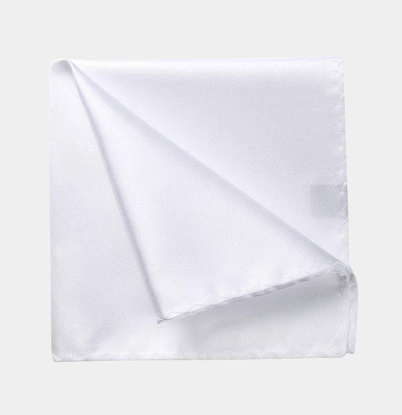 White-Silk-Pocket-Square-Handkerchief-from-Gentlemansguru.com