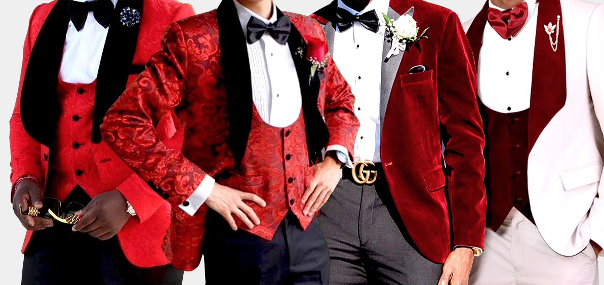 Red-Prom-Suits-Tuxedos-Jackets-Outfits-For-Guys-Men-from-Gentlemansguru.com