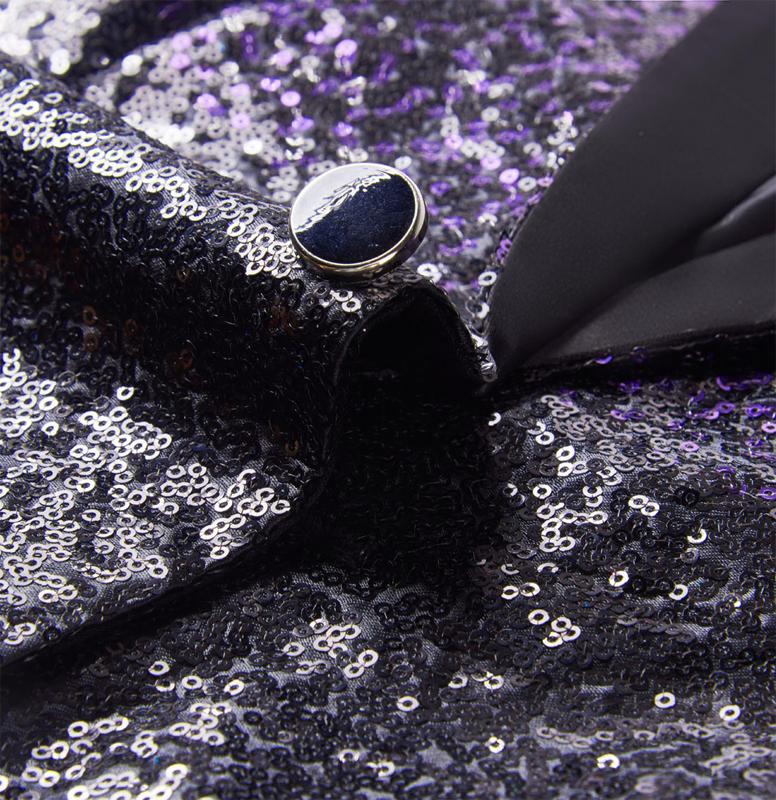 Purple-Black-Glitter-Tuxedo-Jacket-Prom--Wedding--from-Gentlemansguru.com