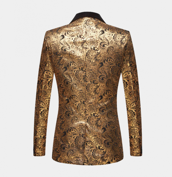 Black-and-Gold-Prom-Suit-Jacket-Tuxedo-Wedding-Blazer-from-Gentlemansguru.com