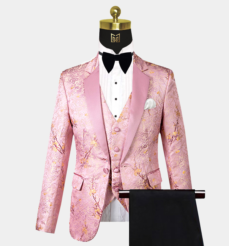 Blush-Pink-Tuxedo-Wedding-Prom-Suit-from-Gentlemansguru.com