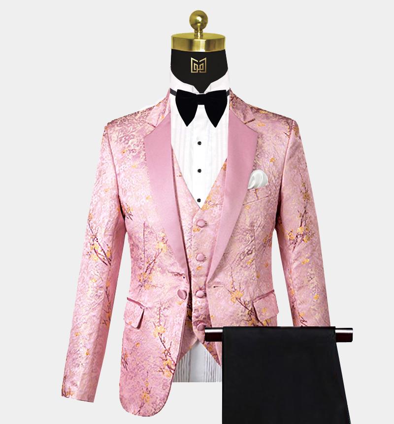 Blush-Pink-Tuxedo-Wedding-Prom-Suit-from-Gentlemansguru.com
