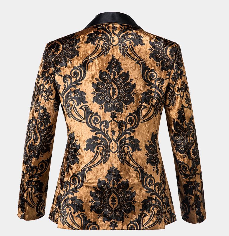 Fancy-Black-and-Gold-Tuxedo-Jacket-from-Gentlemansguru.com