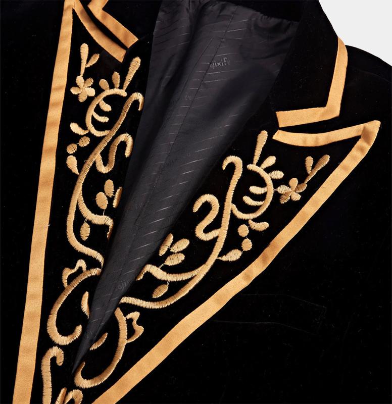 Mens-Black-and-Gold-Prom-Jacket-Blazerfrom-Gentlemansguru