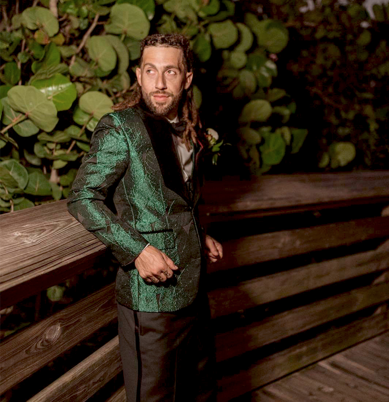 Customer-Gallery-Emerald-Green-Tuxedo-Suit-Wedding--from-Gentlemansguru.com