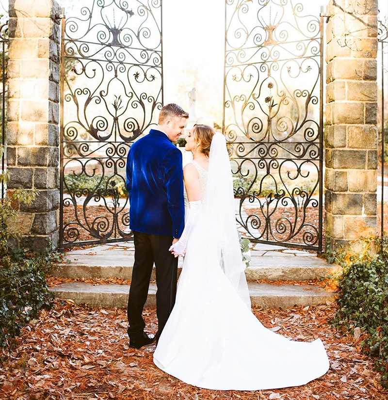 Customer-Gallery-Groomsmen-Royal-Blue-Velvet-Tuxedo-Jacket-Blazer-Wedding-from-Gentlemansguru