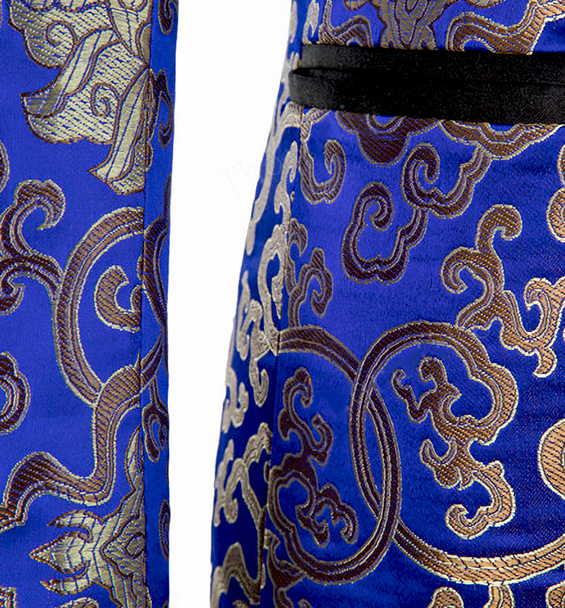 Blue-Paisley-Tuxedo-Jacket-Wedding-Blazer-from-Gentlemansguru.com