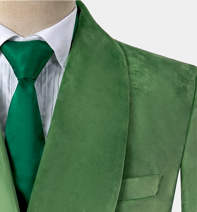 Green-Velvet-Tuxedo-Blazer-Prom-JAcket-from-Gentlemansguru.com
