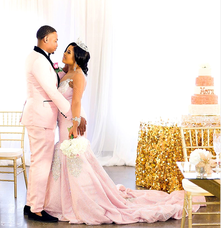 Customer-Review-Pink-Wedding-Groom-Tuxedo-Suit-from-Gentlemansguru.com