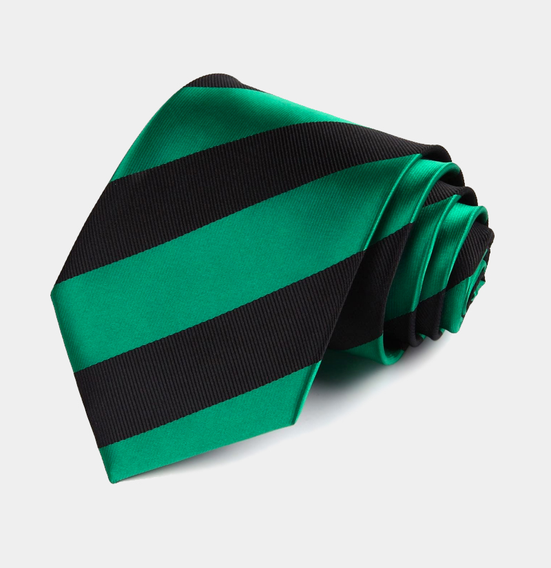Black-and-Green-Tie-from-Gentlemansguru.com.