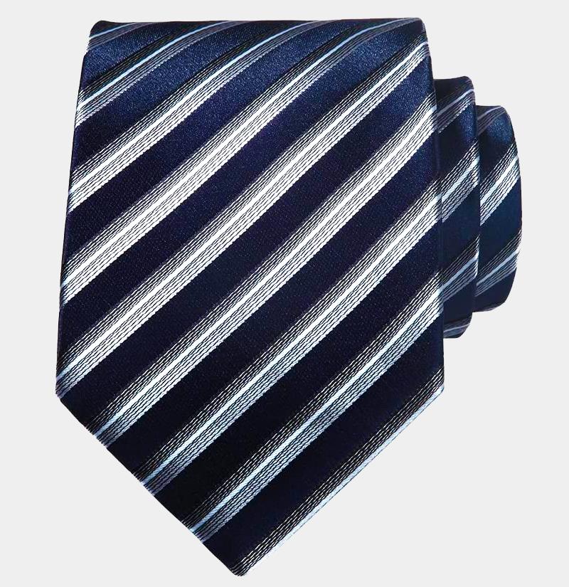 Navy-Blue-and-Grey-Tie-from-Gentlemansguru.com