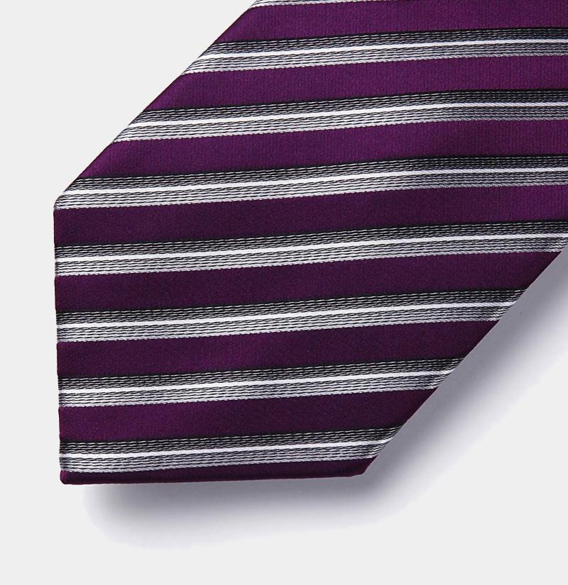 Purple-and Grey-Tie-from-Gentlemansguru.com