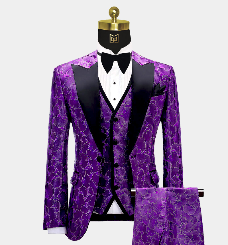Mens-Dark-Purple-Tuxedo-Wedding-Prom-Suit-from-Gentlemansguru.com