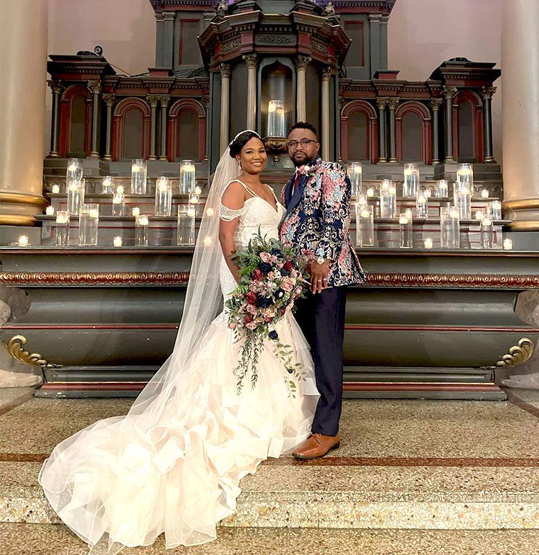 Customer-Gallery-Navy-Blue-Wedding-Suirt-For-Groom-Tuxedo-from-Gentlemansguru.com